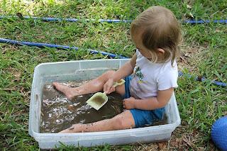 preschooler play