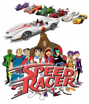 Speed Racer Wallpaper