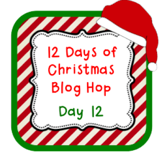 12 Days of Christmas Blog hop - day 12!