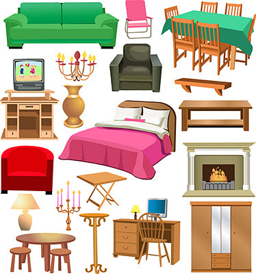 家具のフリー素材