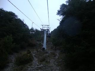 Teleférico no Cerro Campanário, em Bariloche