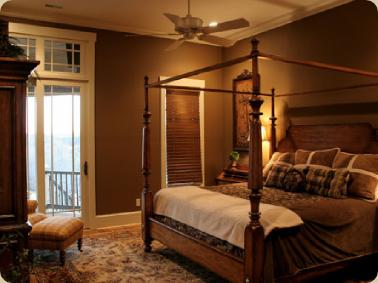 Brown Bedroom Designs