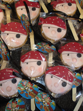Pirate Marie Lollies