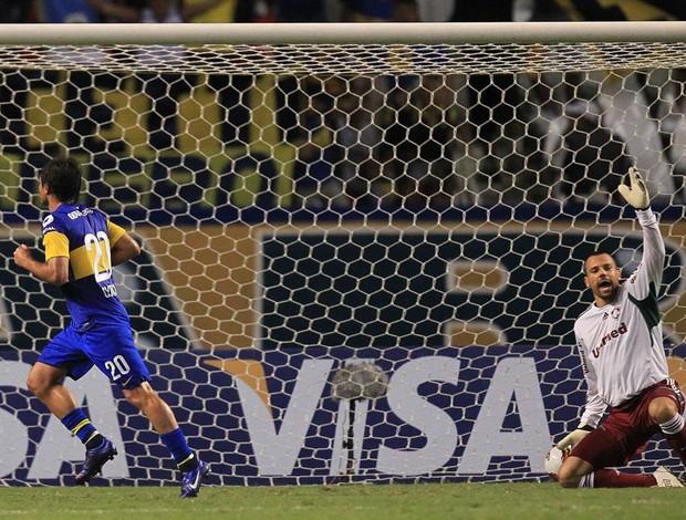 Libertadores 2012 - Fluminense 0 x 2 Boca Juniors