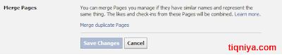 الطريقة الصحيحة لدمج صفحتين على الفيسبوك