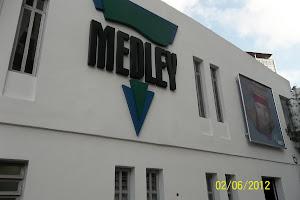ACADEMIA MEDLEY-PARCEIRA DO PROJETO
