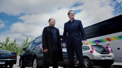 Heroes Reborn (TV-Show / Series) - Season 1 'Lives in the Balance' Teaser - Screenshot
