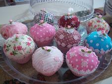 Fabrik cupcake berbagai corak