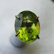 Batu Permata Green Peridot - SP1019