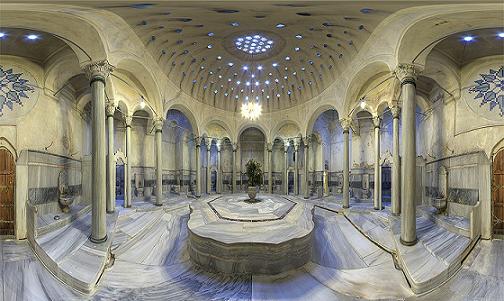 حمام كيالويلو في اسطنبول