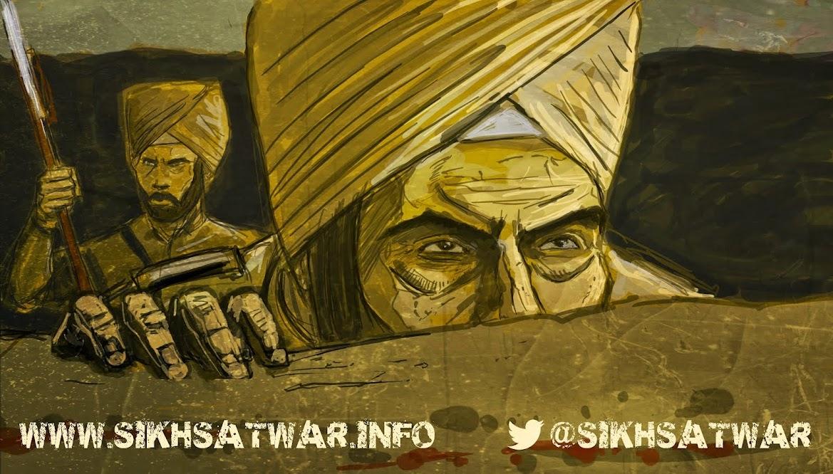 """""""Sikhs At War"""""""