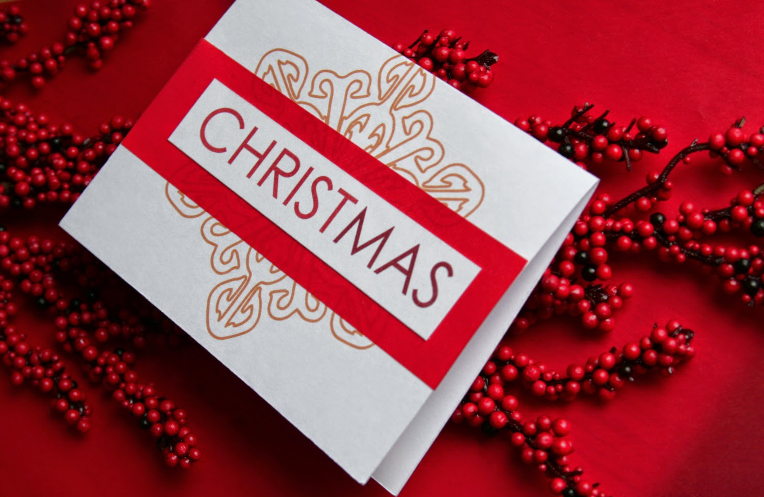 Christmas Card For Facebook Holliday Decorations