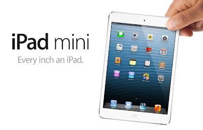 APPLE iPAD MINI WiFi FULL TABLET SPECIFICATIONS
