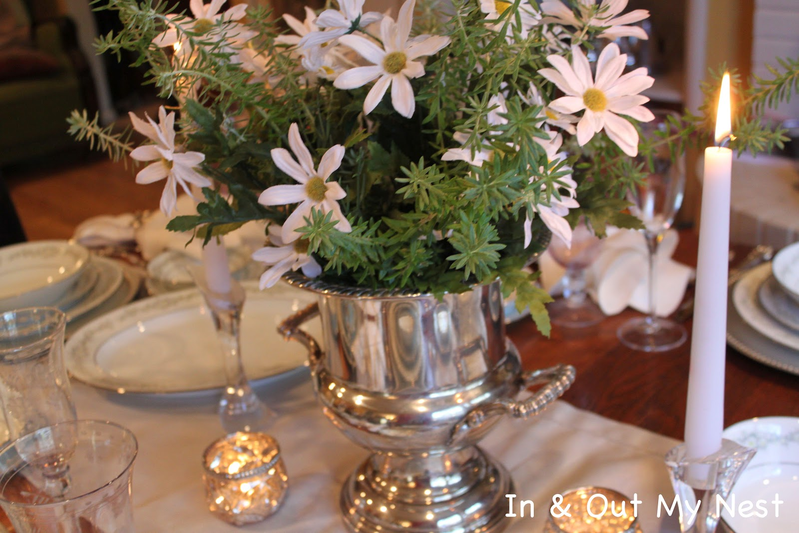 Daisy maisy flowers choice image flower wallpaper hd in and out my nest daisy maisy sister sue love these champagne flutes from amazon they izmirmasajfo