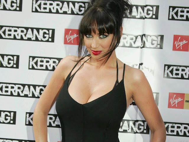 Celeb Model Sophie Howard