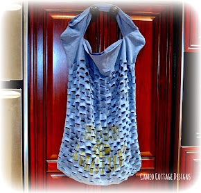 Recycled T-Shirt Produce Bag