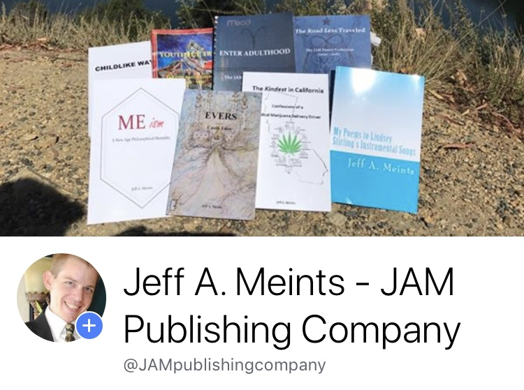 JAM Publishing Company Facebook Page link: