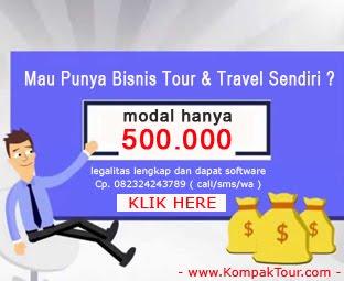 Peluang Bisnis Tour & Travel !