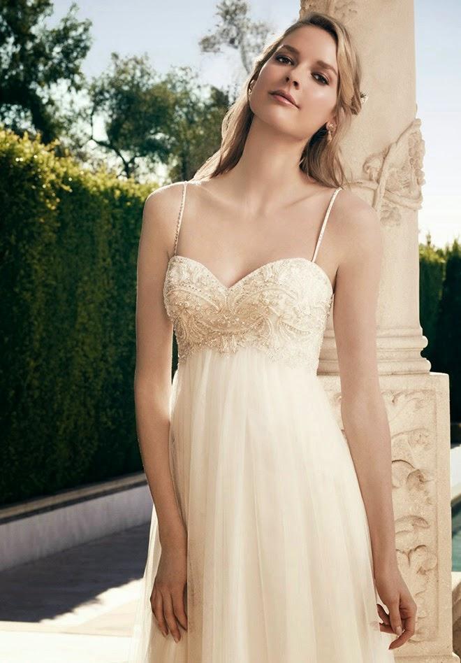 Casablanca Wedding Gown 72 Stunning