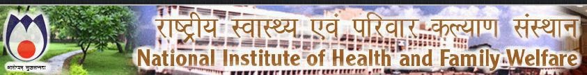 National Institute of Health and Family Welfare (NIHFW)