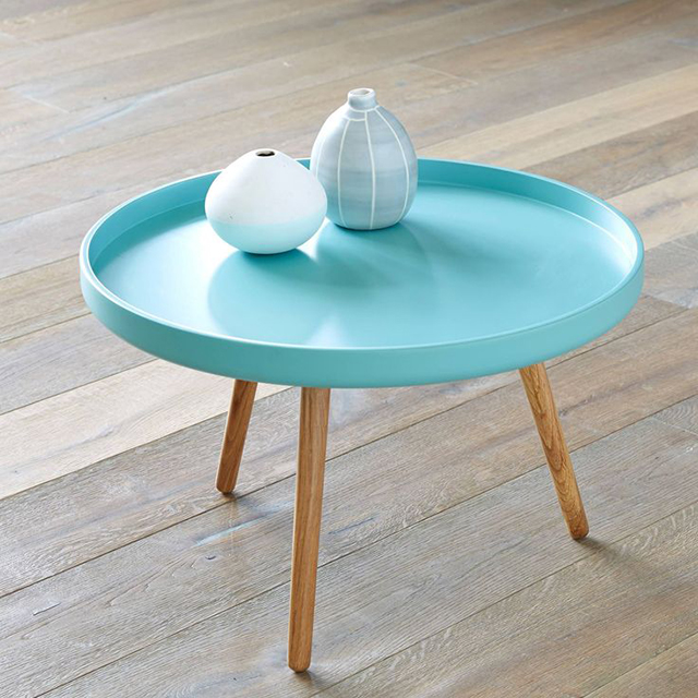 Fabriquer sa table basse scandinave - Table basse a fabriquer ...