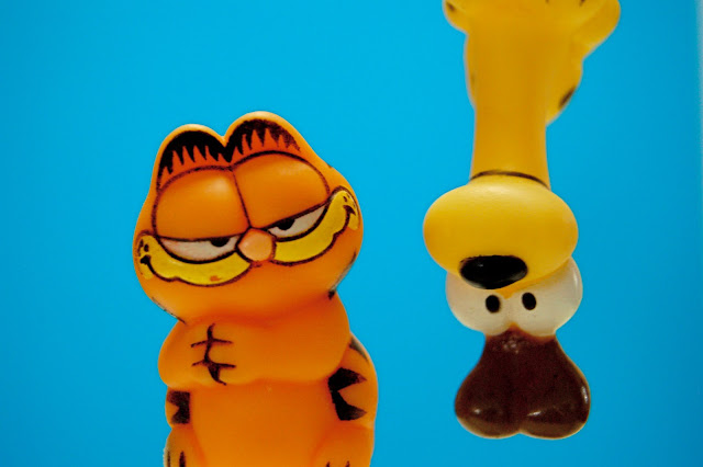 Garfield da Colorare: Disegni da Stampare Gratis