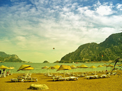 (Turkey) - Marmaris - Icmeler Beach