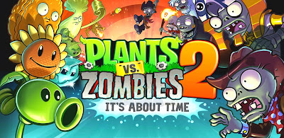 Plants vs. Zombies 2 v1.4.244592 Mod APK + SD (ANDROID)