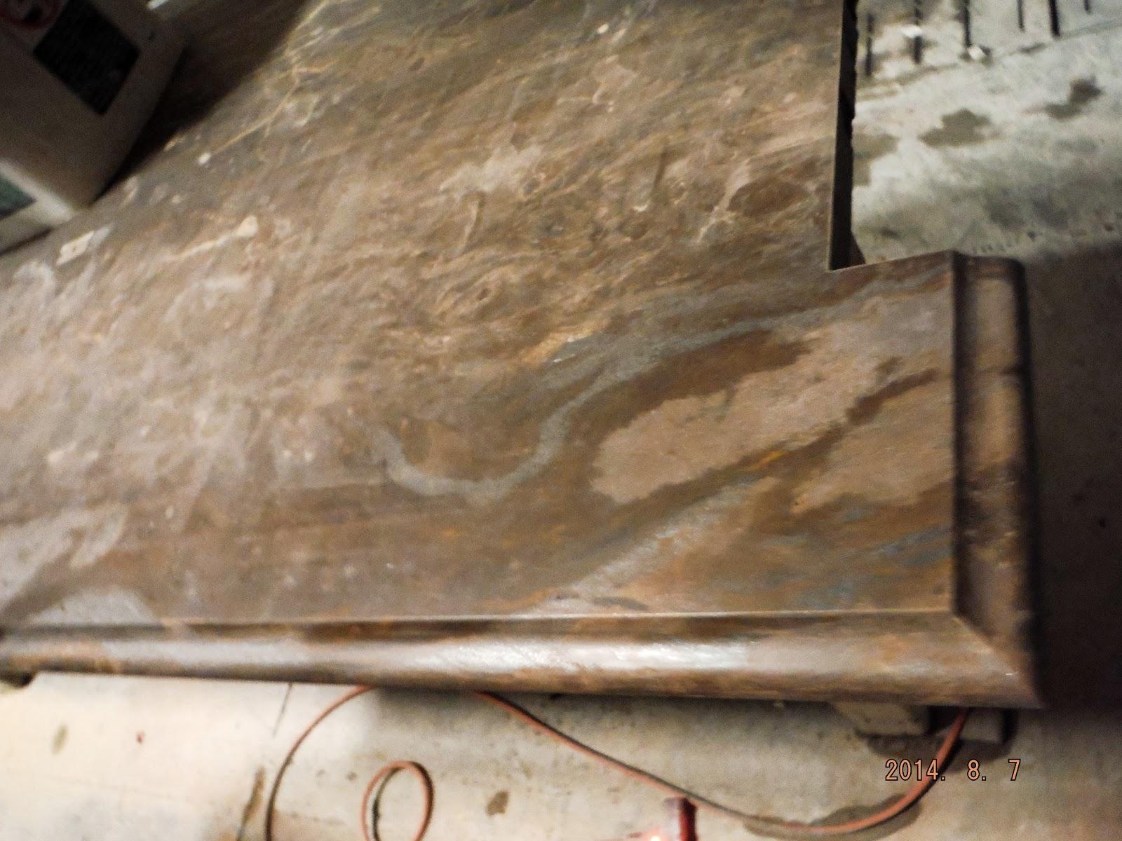 Bronzite Granite Slab   CROCODILE ROCKS