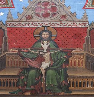 Trinité - DPTN - Christ - Père - Esprit Saint