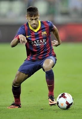 NEYMAR FC BARCELONA 2013