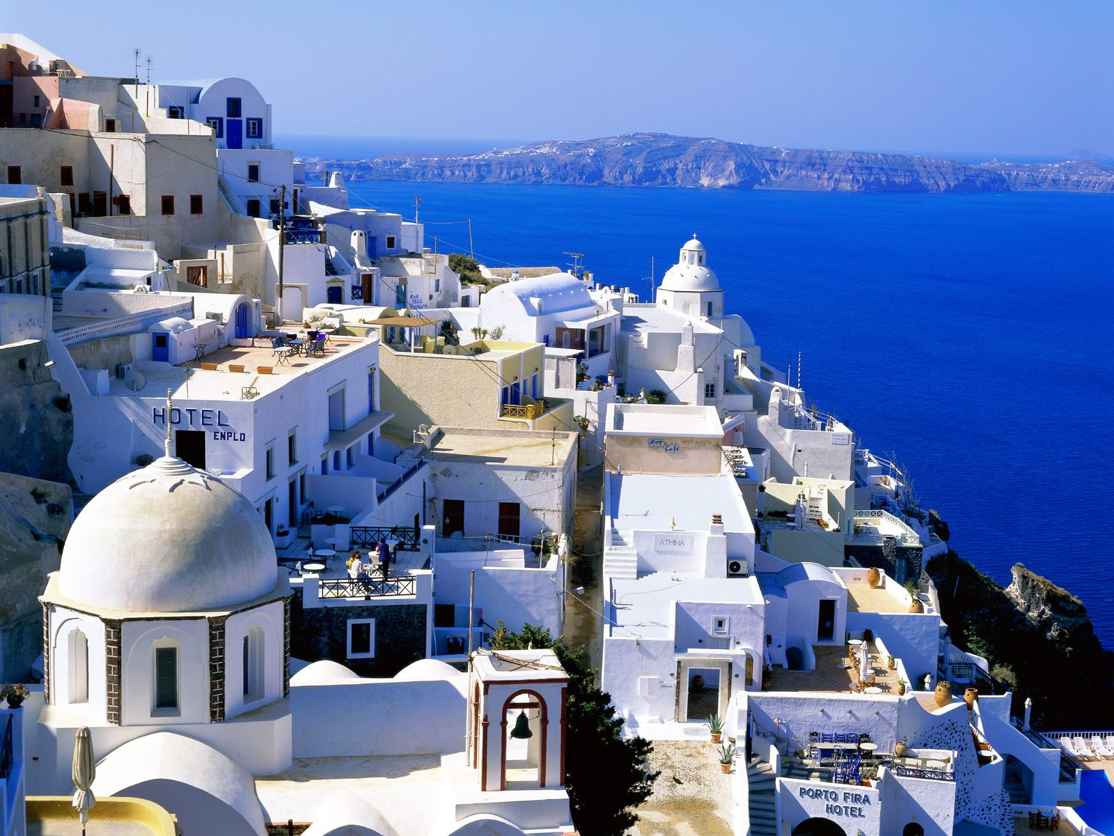 Download this Santorini Greece picture