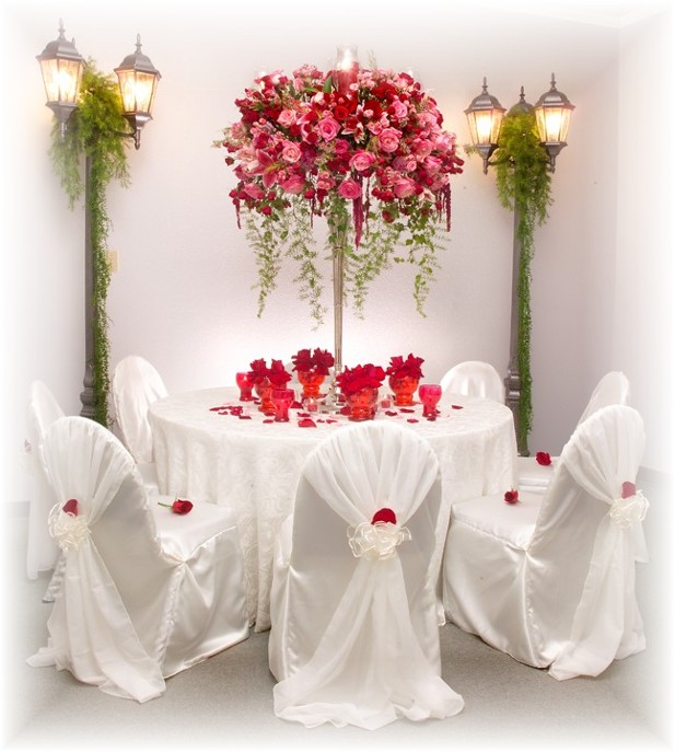 When it comes to wedding flowers there is no limit true to your