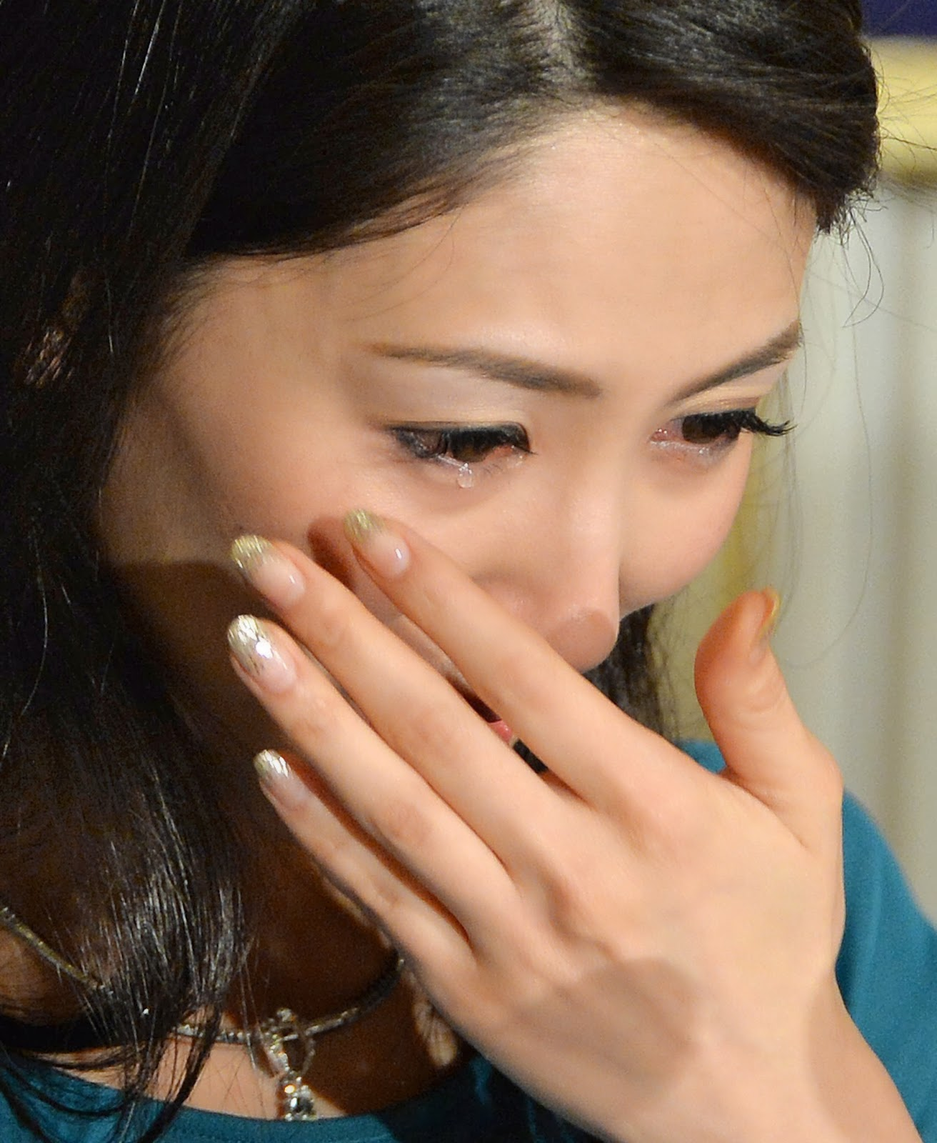 Beauty, Celebrities, Century, Harassment, Ikumi Yoshimatsu, Japan, Miss, Miss International-2012, Queen, Showbiz, Suffering, Tokyo, Victims, Weeping,
