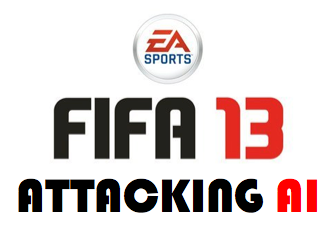 FIFA 13 - Attacking AI - Core Gameplay