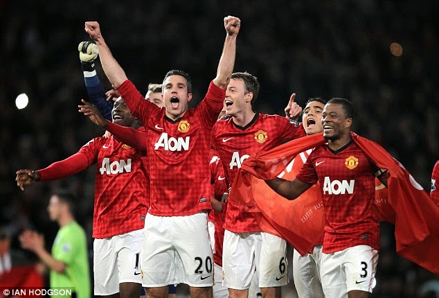 Danny Mills: 'Man United Tak Akan Juara Dalam Sepuluh Tahun!'