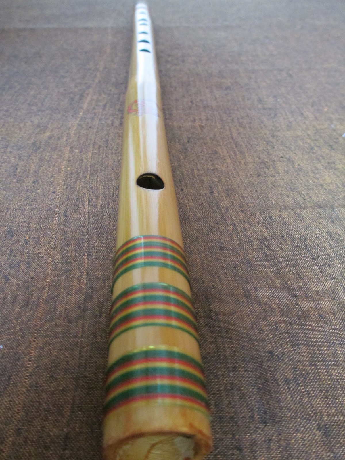 Как сделать флейту (свирель) своими руками 80
