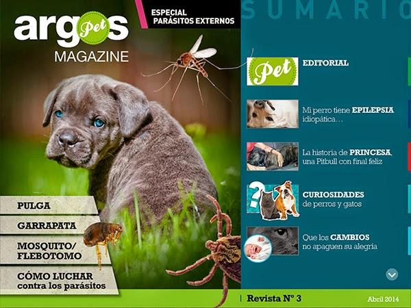 Portada ArgosPet Magazine