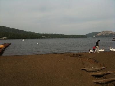 山梨県山中湖