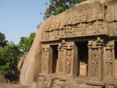 Cave Temple dedicated to Lord Shiva, Mahabalipuram