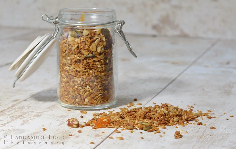 Gorgeous granola