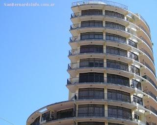 Edificio de la Avenida San Bernardo