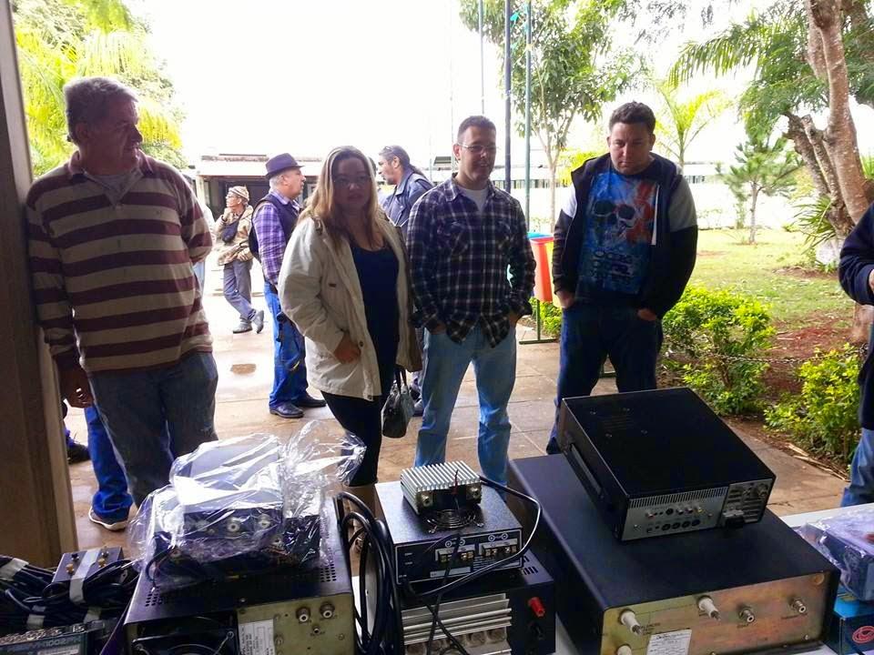Encontro de Radioamador de Pouso Alegre- MG