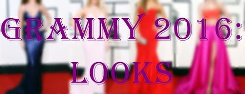Grammy 2016: Looks