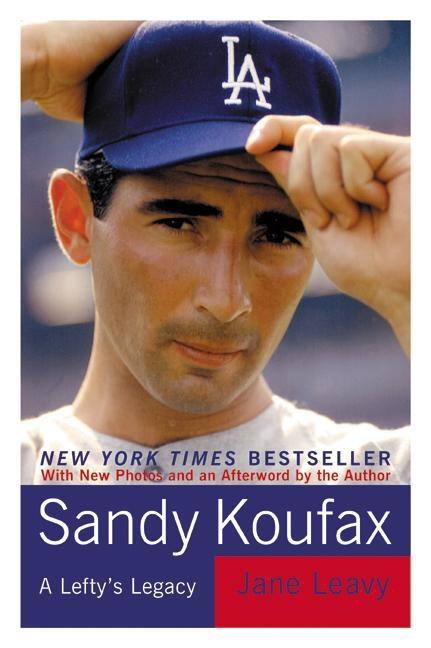 sandy koufax book review