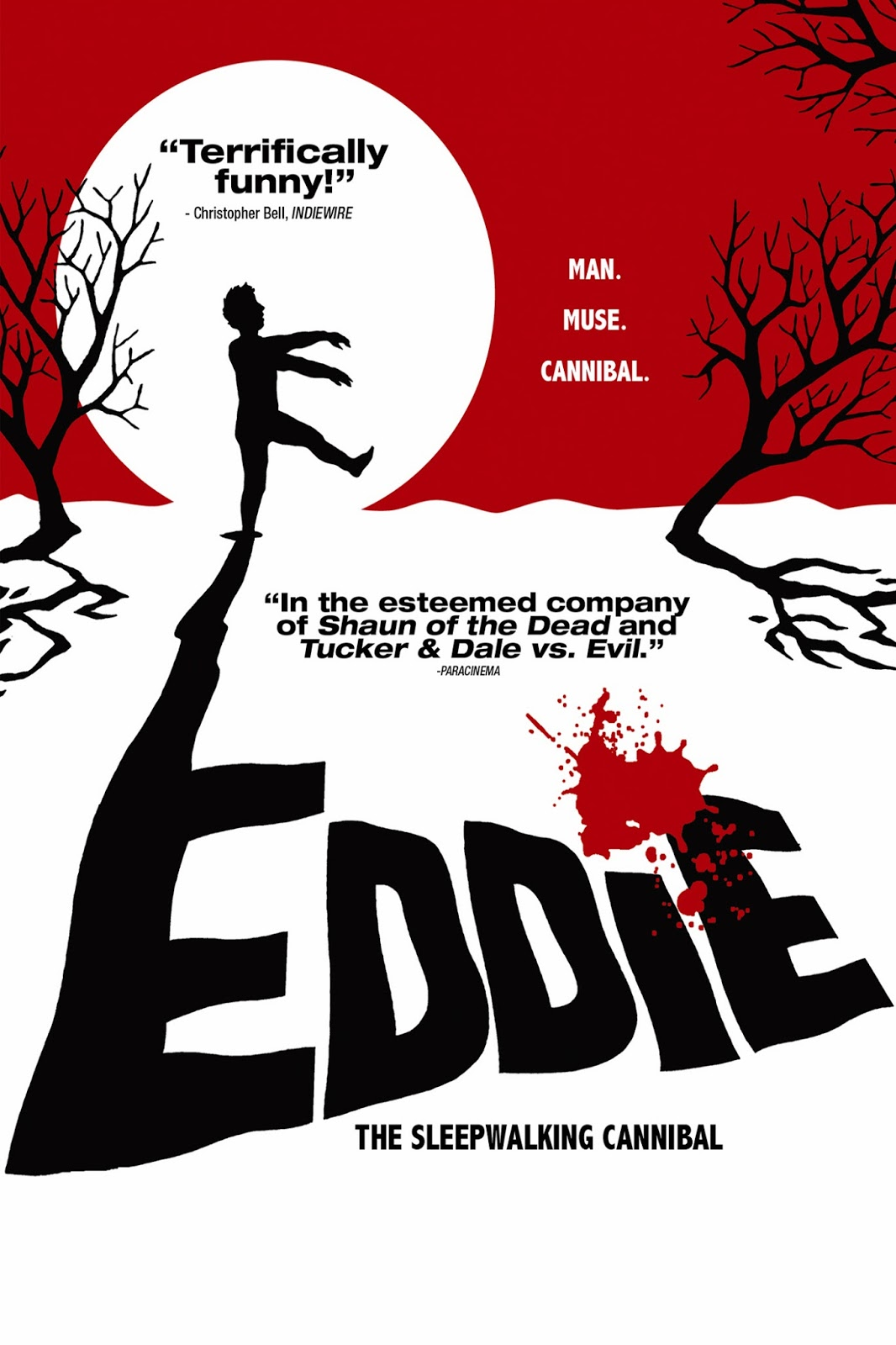 Eddie: The Sleepwalking Cannibal – Legendado