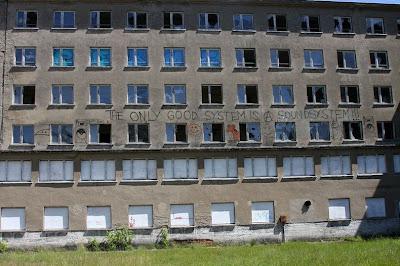 COOL : Hotel Terbesar Di Dunia Binaan Nazi Yang Tak Pernah Didiami