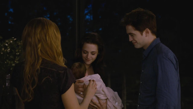 Screen Captures Twilight Breaking DawnPart 2 : Trailer