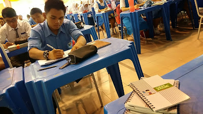 Ceramah Sains PT3 di SMK Ayer Hitam