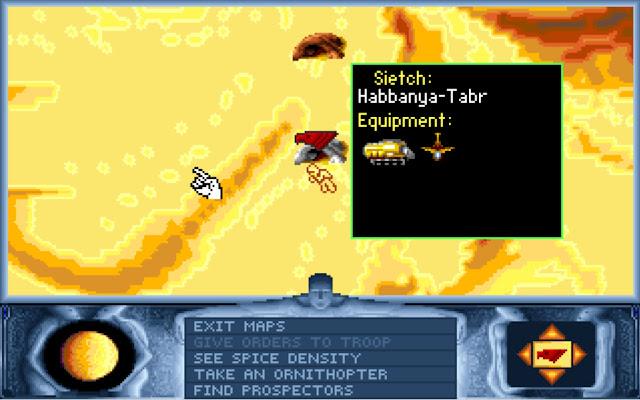 Habbanya-Tabr Sietch: